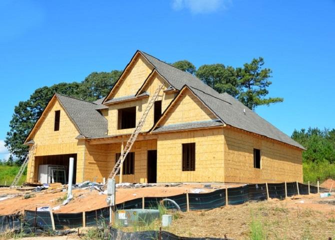 Byggnation av hus